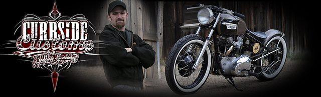 画像: Custom Triumph Bobber Motorcycles - Parts and Complete Builds