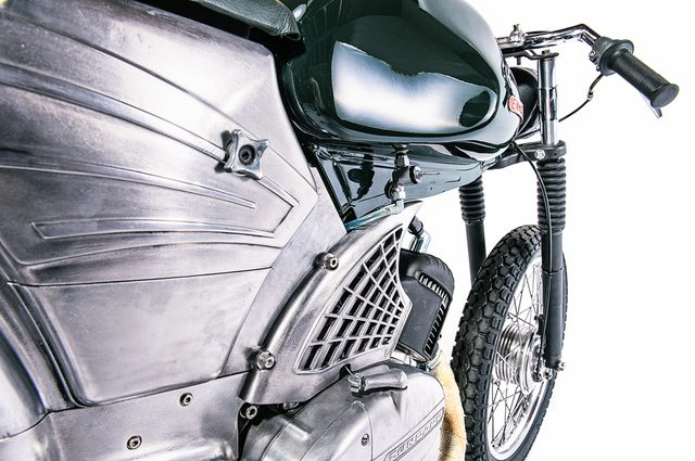 画像: 1962 ZUENDAPP COMBINETTE SPORT 50CC www.ygspeedshop.com