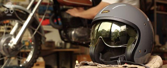 画像3: SHOEI Europeがビンテージ・カスタムシーンに向けて魅力的なヘルメットを発表