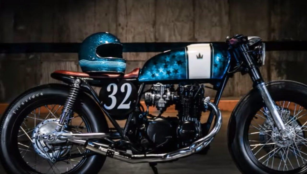 画像: Honda CB550F www.facebook.com