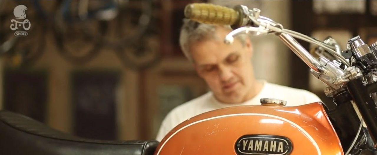 画像2: SHOEI Europeがビンテージ・カスタムシーンに向けて魅力的なヘルメットを発表