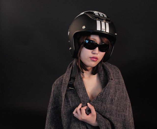 画像3: 今日は特別二本立て・グラビア【ヘルメット女子】SEASON-X 002