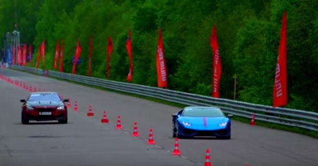 画像: ところが走り出すと・・・・やっぱりピュアなスポーツカーには勝てないっす。 www.youtube.com