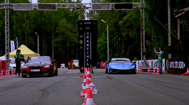 画像: M6は実はフルチューンされて800馬力を誇ります。ウラカンなんて目じゃねえぜ! www.youtube.com