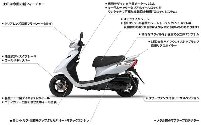 画像: [ニュースリリース]エンジン性能と燃費を向上した「ジョグ CE50」シリーズを発売