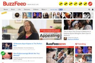 画像: 日本進出を発表したメディテク企業BuzzFeedの衝撃 - MdN Design Interactive