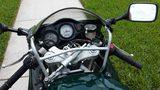 画像: ちょっと邪魔そう。 www.bike-urious.com