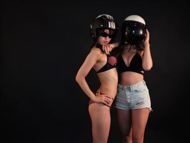 画像4: グラビア【ヘルメット女子】SEASON-X 006
