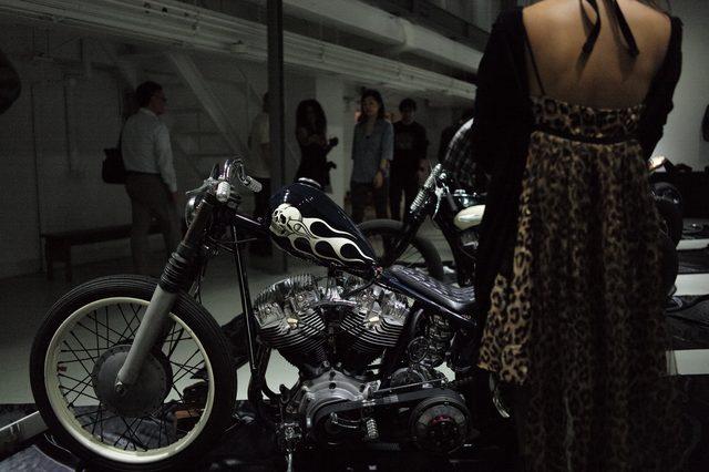 画像: LUCK MOTORCYCLESの作品