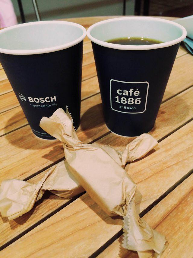 画像: ボッシュのオリジナルブレンドコーヒー¥ 400 ~ ¥ 500