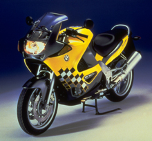画像: 自動二輪車 [BMW K1200RS]