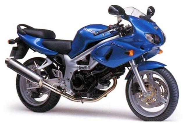 画像: SV600S www.suzukicycles.org