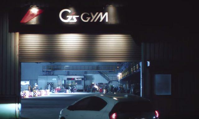 画像: そこは秘密の虎の穴。G's Gym www.youtube.com
