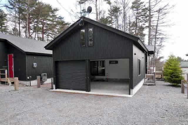 画像: 行楽シーズンを軽井沢のガレージ付別荘で楽しもう!