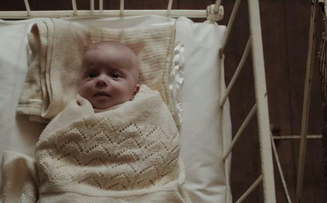 画像: 孤児院に捨てられていた赤ん坊のジェーン www.predestination.jp