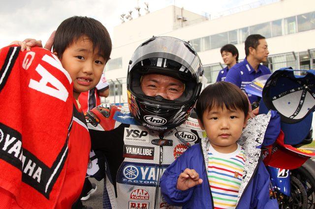 画像: 2015全日本ロードレース第6戦オートポリス 決勝レース