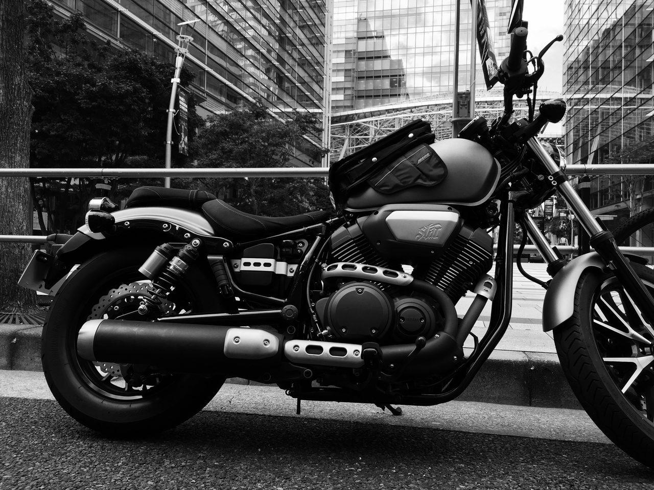 画像: 【街乗りレビュー】クールなアーバンクルーザー YAMAHA BOLT - LAWRENCE(ロレンス) - Motorcycle x Cars + α = Your Life.