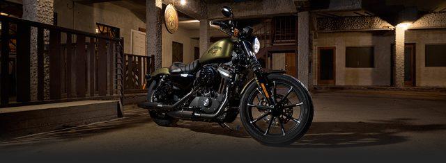 画像: 2016 Sportster® Iron 883™ Motorcycles