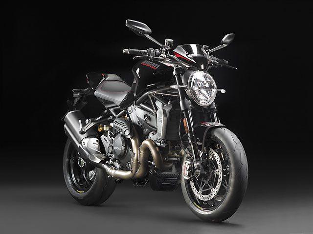 画像: 【ドゥカティ】新型モンスター1200Rを発表