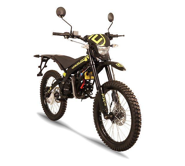 画像: 【CCW】コンパクトな新ジャンルバイク「FX110」発売
