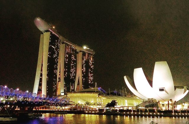 画像2: シンガポールGPとは…。