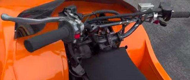 画像3: ミニチュアのランボルギーニ ムルシエラゴ風バイクが激カワ♡