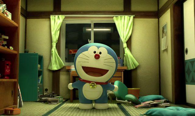 画像: 未来からきた猫型ロボット、ドラえもん doraemon-3d.com