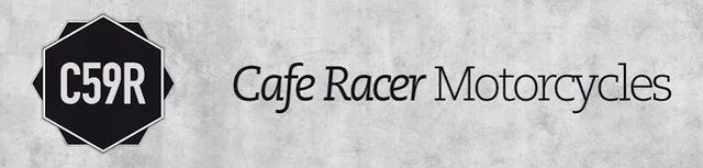 画像: C59R Cafe Racer Motorcycles