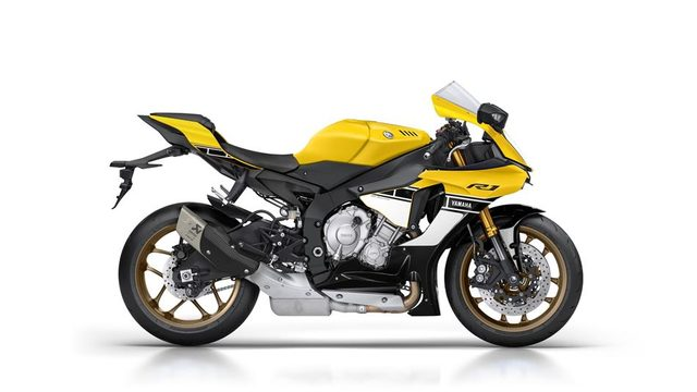 画像: YZF-R1 60th Anniversary Edition 2016 - Motorcycles - Yamaha Motor Europe