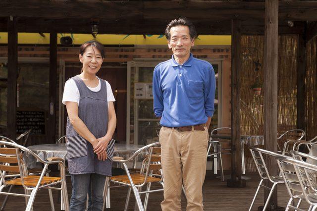 画像: ご夫婦で経営されているアットホームな雰囲気も魅力だ。