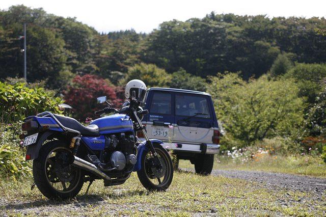 画像: オンロードバイクでのキャンプツーリングにも格好のスポットだ。