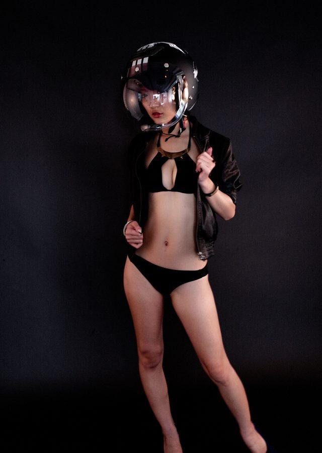画像1: グラビア【ヘルメット女子】SEASON-XI 003