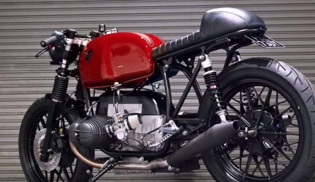 画像: 英国のカスタムビルダー Kevils Speed Shop