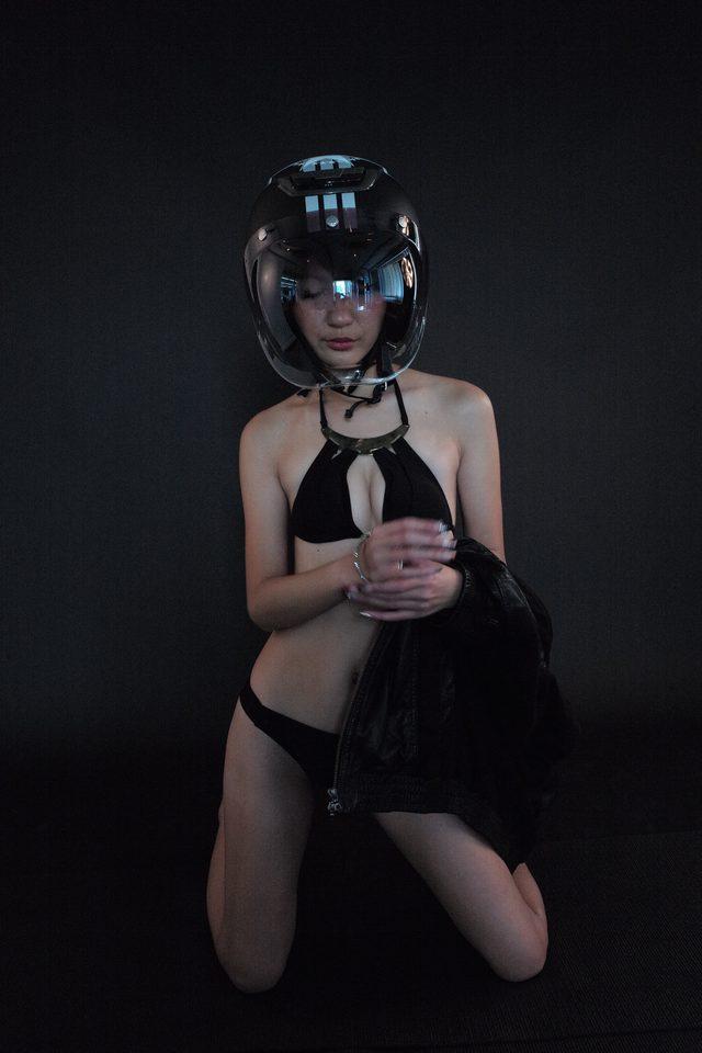 画像5: グラビア【ヘルメット女子】SEASON-XI 004