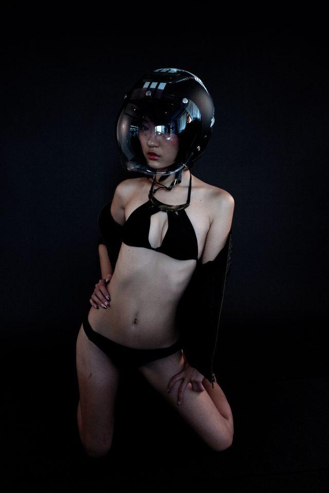 画像4: グラビア【ヘルメット女子】SEASON-XI 004