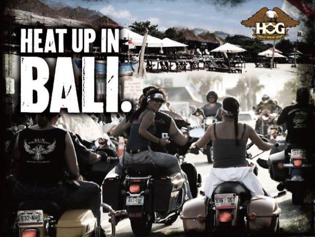 画像: 【ハーレー】H.O.G コンベンション2015 in Bali 開催