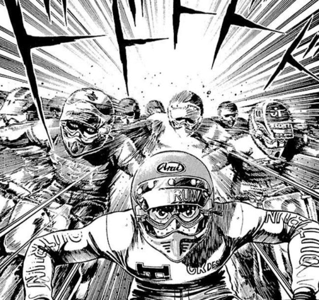 画像: 【一気読み名作レビュー!】WFO!モトクロスに賭けた青春を描いた傑作。『風を抜け!』全13巻