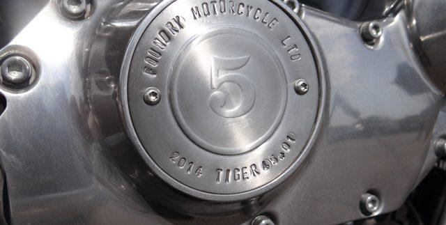 画像: Foundry Motorcycle