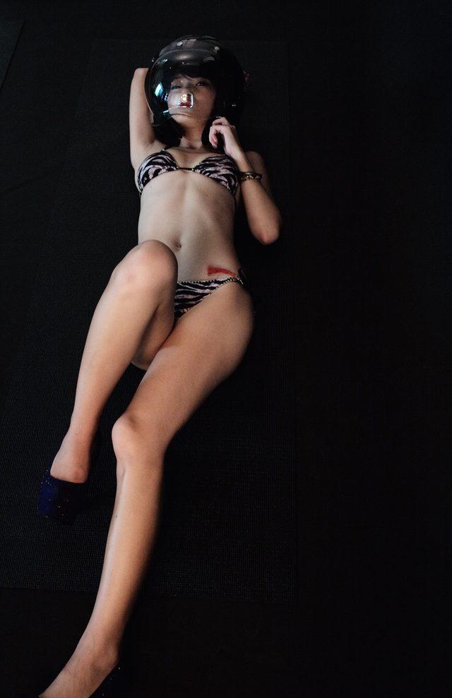 画像2: パラレル・グラビア【ヘルメット女子】SEASON-XI Another 005