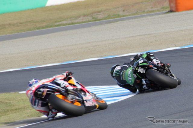 画像: 【MotoGP 日本GP】サーキットの外では1000台規模のパレード