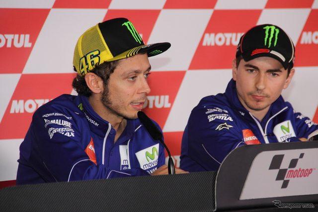 画像: 【MotoGP 日本GP】ロッシ「ポール獲れず残念だがポジティブな1日」