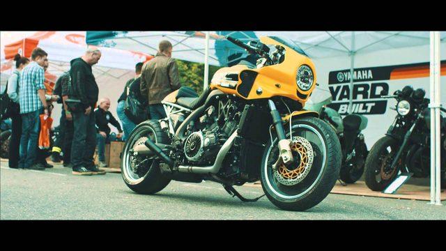 画像: YAMAHAの欧州ディーラーたちがカスタムに挑戦!Yard Built Dealer Contestの入賞者たちが決定! - LAWRENCE(ロレンス) - Motorcycle x Cars + α = Your Life.
