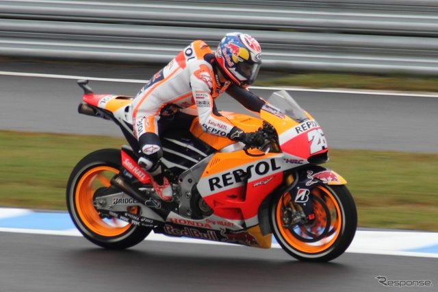 画像: 【MotoGP 日本GP】ペドロサが今季初優勝、逆転劇に歓声