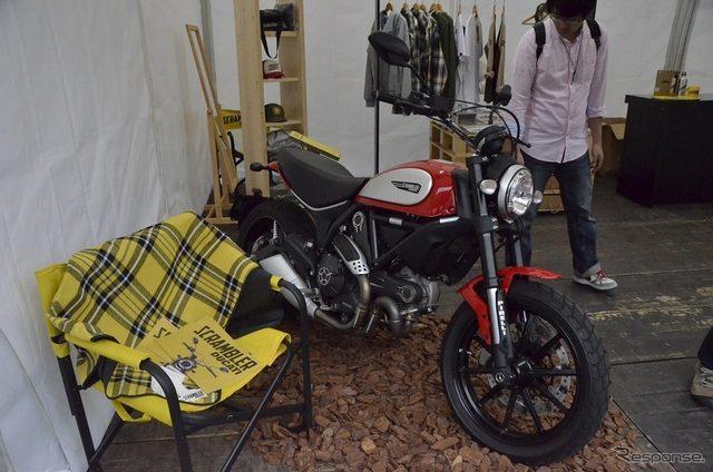 画像: 【MotoGP 日本GP】ホスピタリティガーデンにも注目...コンセプトバイク、トークショーなど