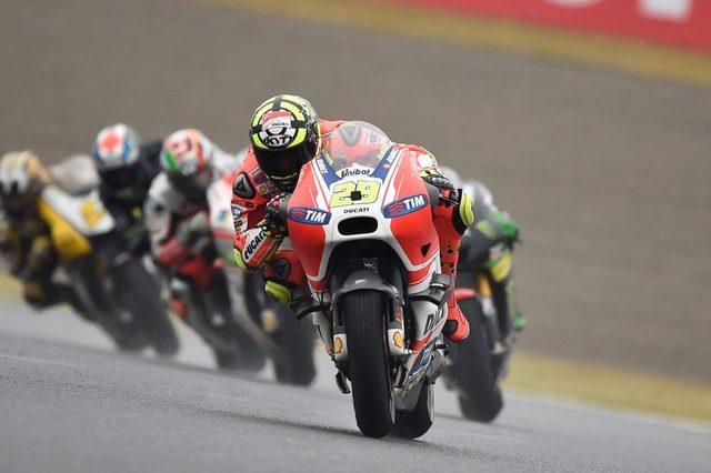 画像1: 日本GPでドヴィツィオーゾが5位フィニッシュ、イアンノーネはリタイア。