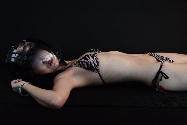 画像1: 夜のグラビア【ヘルメット女子】SEASON-XI Another 007