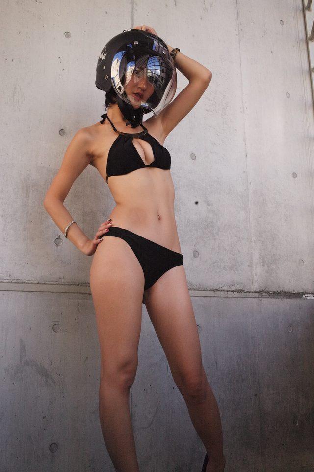 画像1: 朝のグラビア【ヘルメット女子】SEASON-XI 019
