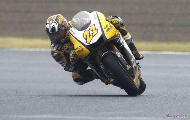 画像: 【MotoGP 日本GP】スポット参戦の中須賀、8位入賞「有意義なレースウィークだった」