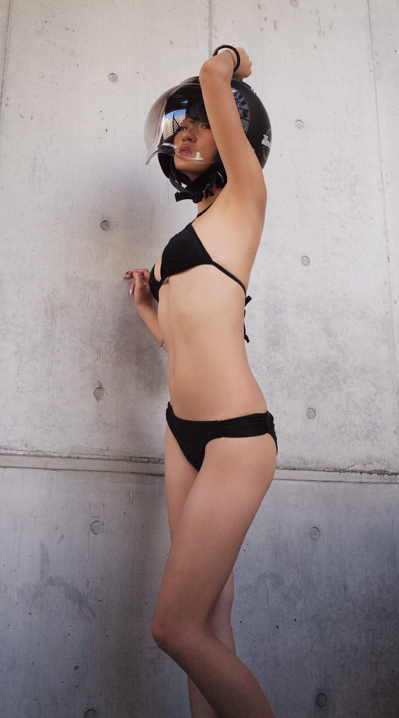 画像2: グラビア【ヘルメット女子】SEASON-XI 020