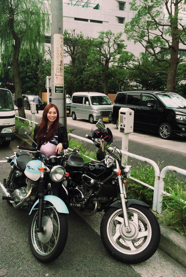 画像4: 初街中バイクデビューしました!!!!